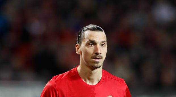 Manchester United's Zlatan Ibrahimovic is expected to be back in action by the end of the year