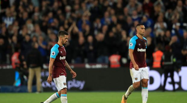 West Ham were humiliated by Brighton at the London Stadium.