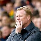 Everton manager Ronald Koeman insists he is still the man to turnaround their failing season
