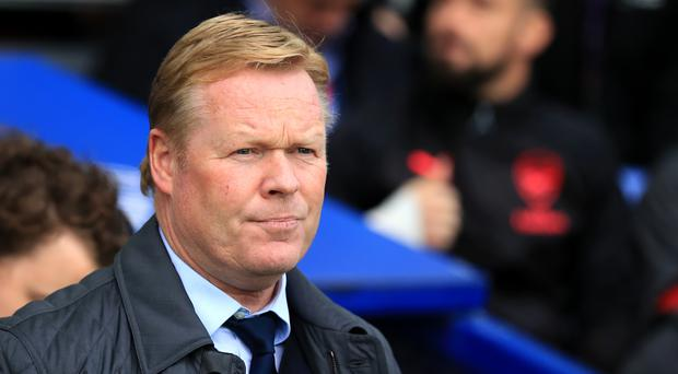 Ronald Koeman has left his position as Everton manager.
