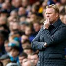 Ronald Koeman's 16-month reign at Everton has ended