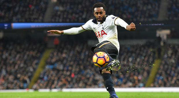 Danny Rose is back in the Tottenham line-up