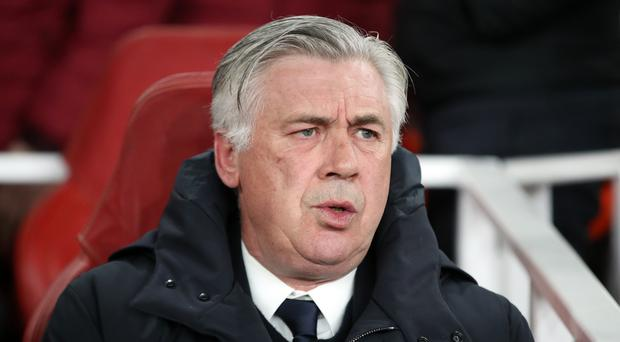 Carlo Ancelotti has been linked with the Everton vacancy
