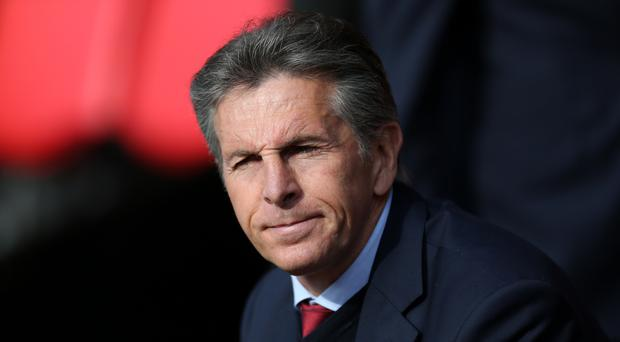 Claude Puel is back in the Premier League with Leicester
