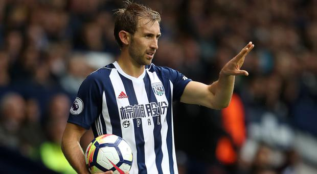 Craig Dawson is set for a spell on the sidelines