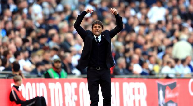 Antonio Conte has hit back at criticism
