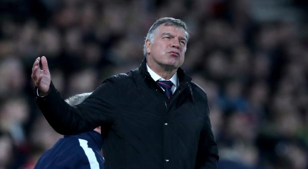 Sam Allardyce believes the foreign influence on the Premier League is a barrier to home-grown coaches