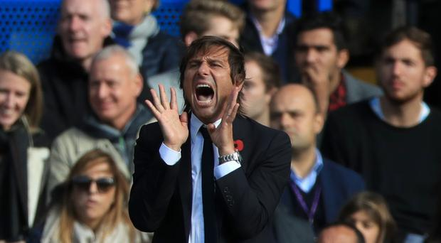 Antonio Conte has angrily rejected claims about his Chelsea reign