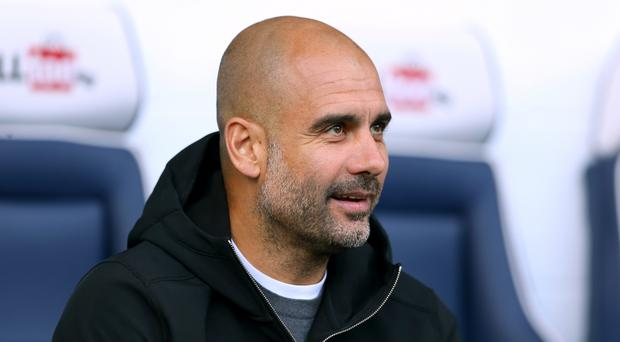 Pep Guardiola's Manchester City have taken 28 points from a possible 30 in the Premier League