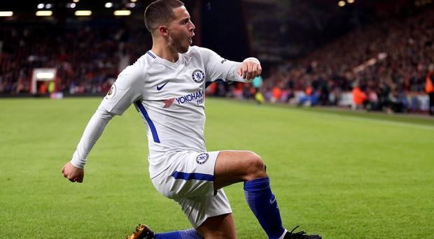 Eden Hazard insists he has fully recovered from his injury