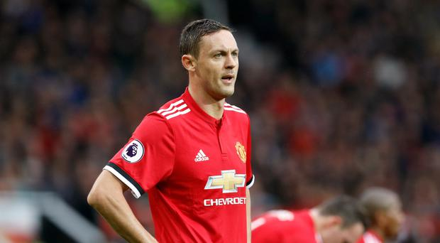 Manchester United midfielder Nemanja Matic returns to former club Chelsea this weekend
