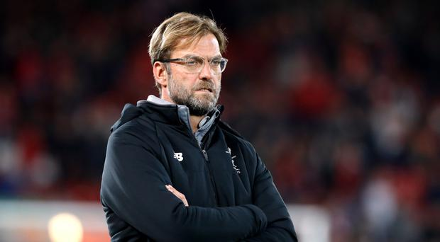 Injury problems are adding up for Liverpool manager Jurgen Klopp