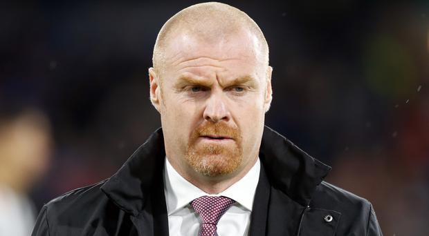 Burnley manager Sean Dyche has been linked with the top job at Everton