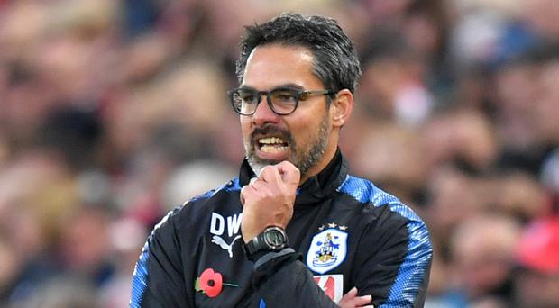 David Wagner was appointed Huddersfield boss in November 2015