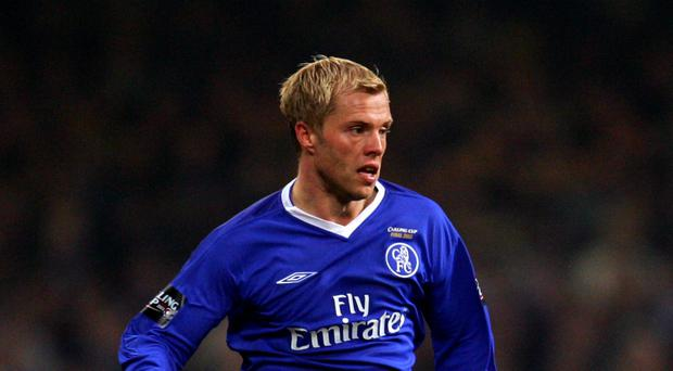 Eidur Gudjohnsen won back-to-back Premier League titles with Chelsea