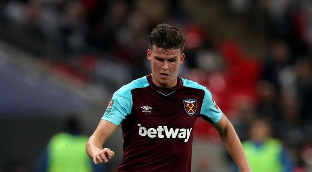 Sam Byram could be out for more than a month