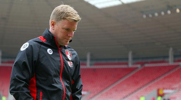 Eddie Howe has called on his goal-shy side to rediscover their scoring touch