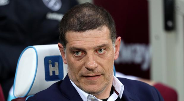 Slaven Bilic is expected to learn his fate on Monday