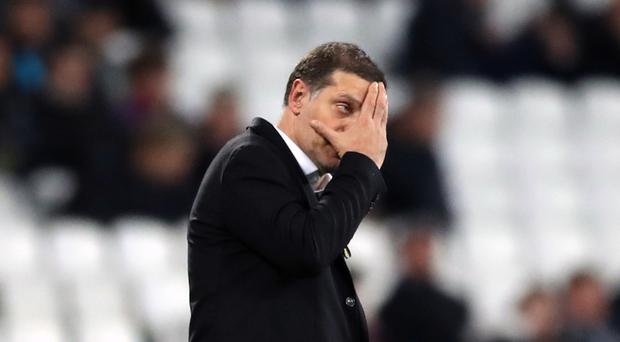 Slaven Bilic left his role as West Ham manager on Monday morning.
