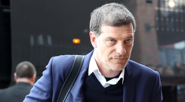 It was not all bad news for Slaven Bilic at West Ham
