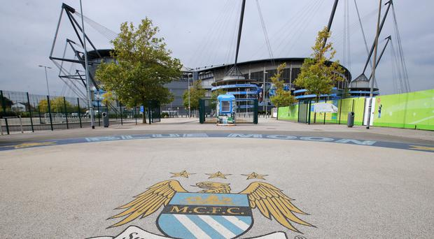 Manchester City have recorded record revenues for the past financial year