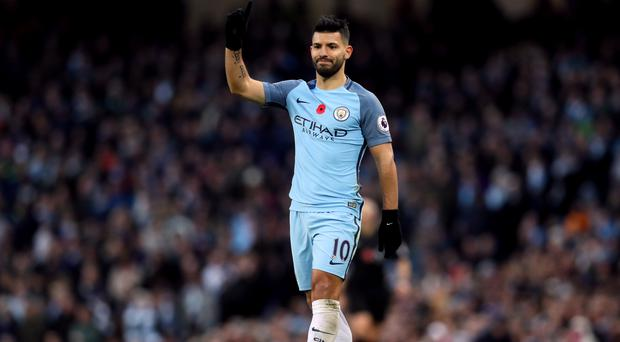 Manchester City's Sergio Aguero has reportedly spoken of his desires to one day return to his boyhood club in Argentina