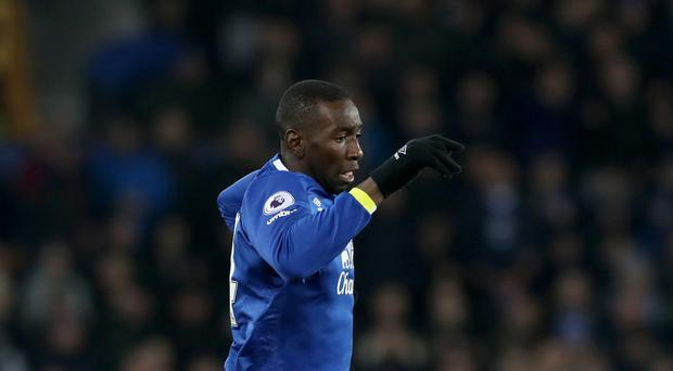 Everton winger Yannick Bolasie is set to return to training next week.
