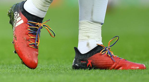 Rainbow laces will return later this year