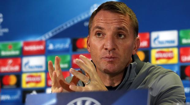 Brendan Rodgers, now Celtic manager, was the last British boss to finish in the top four, with Liverpool in 2013-14.