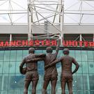 Manchester United have posted record first-quarter revenue