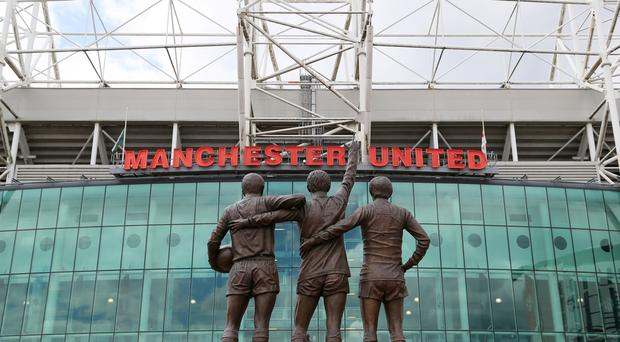 Manchester United revenue up 17%