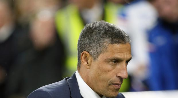 Brighton manager Chris Hughton feels his side can head to Manchester United and play without any fear
