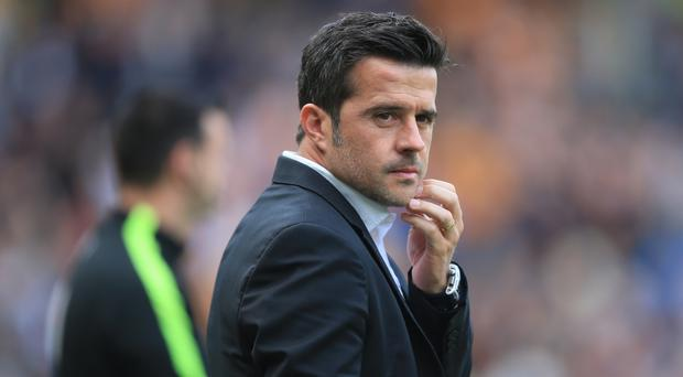 Marco Silva has made sure Watford's players are aware of the sanctions