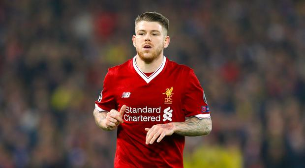 Klopp backs Alberto Moreno - 'I told him I trust him 100%'