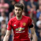 Michael Carrick has played in just one match this season