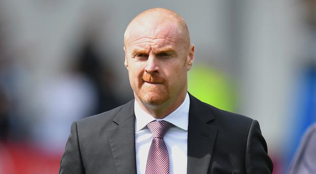 Burnley boss Sean Dyche has vowed to balance his side's pragmatic approach to the game.