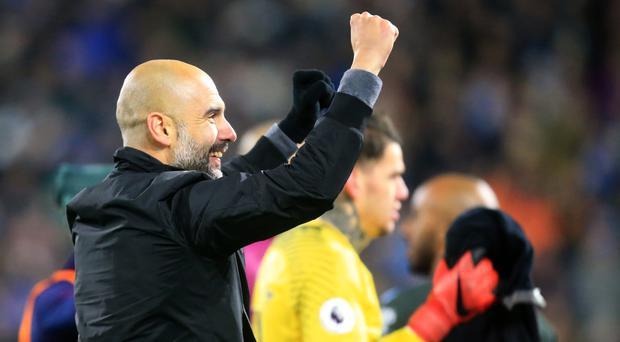 Man City make Premier League history with Huddersfield win