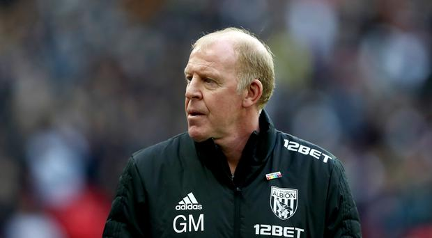 Gary Megson is set to face Newcastle in his last game as interim manager of West Brom