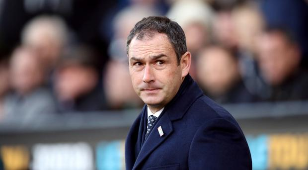 Swansea boss manager Paul Clement is ready for a tough run of Premier League fixtures.