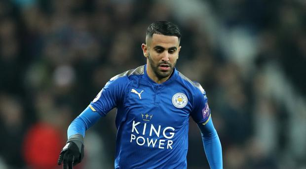 Leicester manager Claude Puel wants Riyad Mahrez to show more consistency