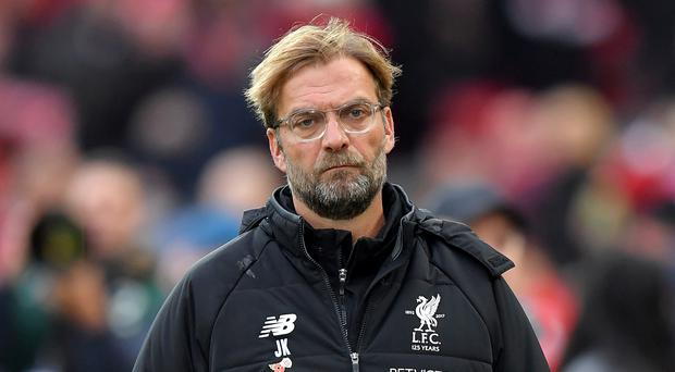 Liverpool manager Jurgen Klopp admits unless Manchester City start dropping losing matches then no-one will have a chance of a shot at the title.