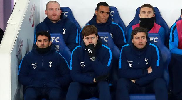 Pochettino bemoans sloppy start as 39 poor 39 spurs slump to for Epl league table 98 99