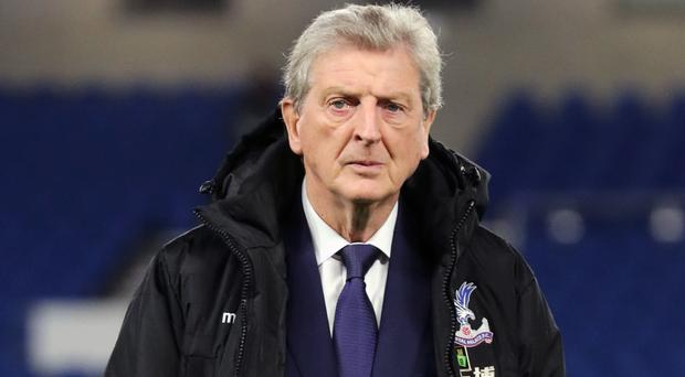 Roy Hodgson's Crystal Palace picked up their first away point of the season