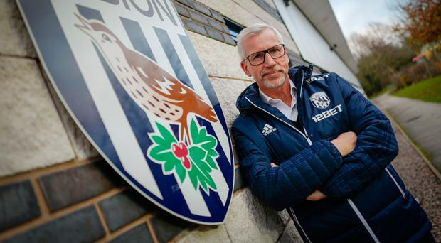 Alan Pardew to be appointed West Bromwich Albion manager this week
