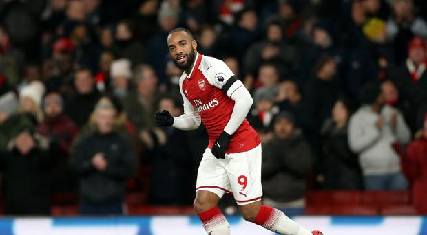 Alexandre Lacazette will miss the game with Manchester United