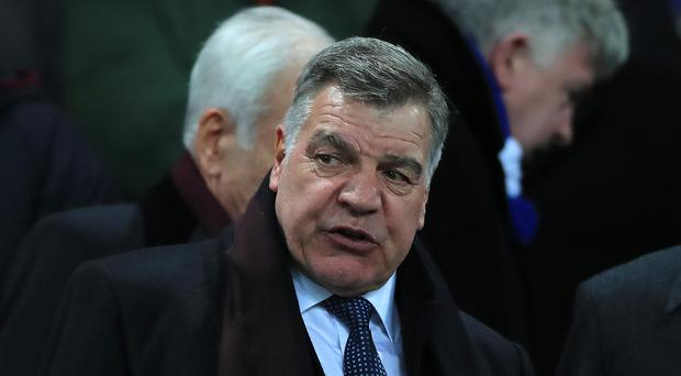 Everton name Allardyce as manager