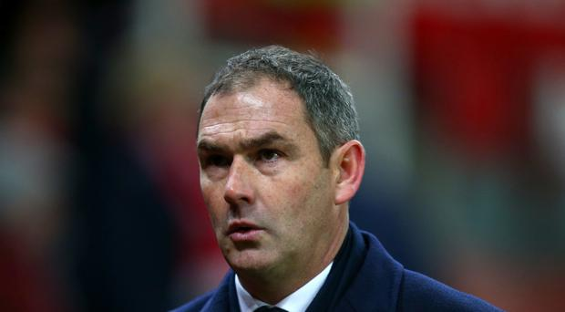 Paul Clement says Swansea City dressing room together after heated exchange