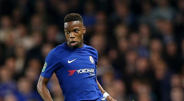 Charly Musonda has signed a new deal with Chelsea