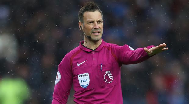 Mark Clattenburg caused controversy with his comments about Tottenham's decisive match at Chelsea