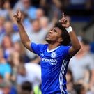 Willian has played down speculation of a move to Old Trafford